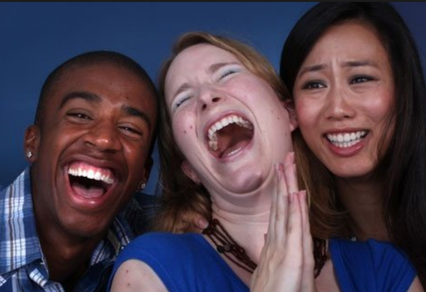 laughter groups therapy